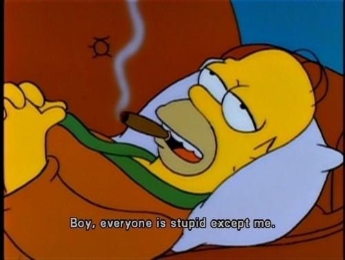 Lovable Homer J.