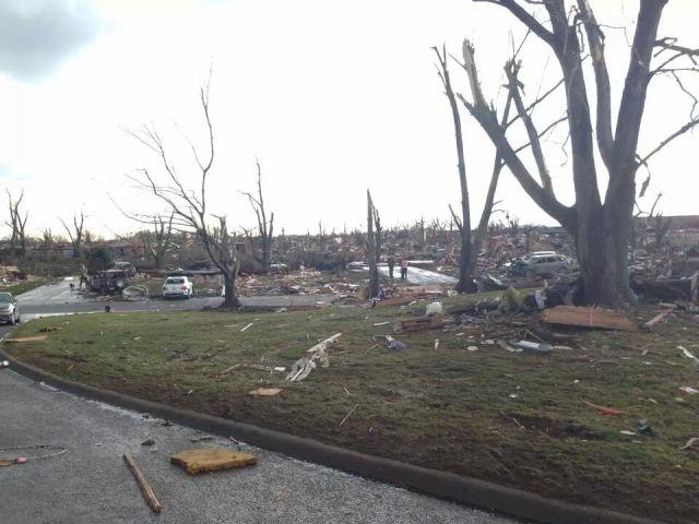 Washington, IL. Tornado