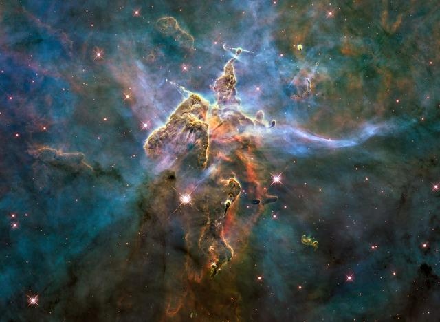 Carina Nebula [Click for 2048x1536 ]