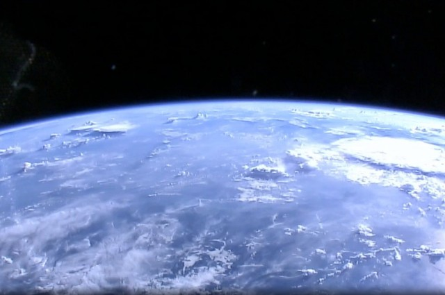 Click to view the LIVE FEED of the International Space Station's Earth-facing camera.