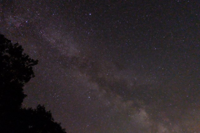 Shot of our galaxy, the Milky Way