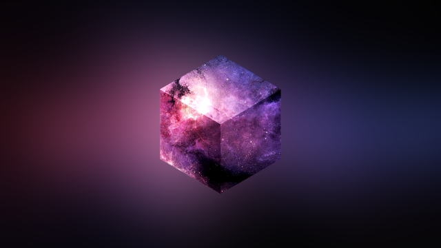 source: http://www.reddit.com/r/wallpapers/comments/2ame0o/galaxcube/