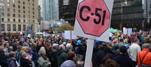 A Conversation About Bill C-51: How the Anti-Terrorism Bill Undermines Canadian Privacy | Michael Geist